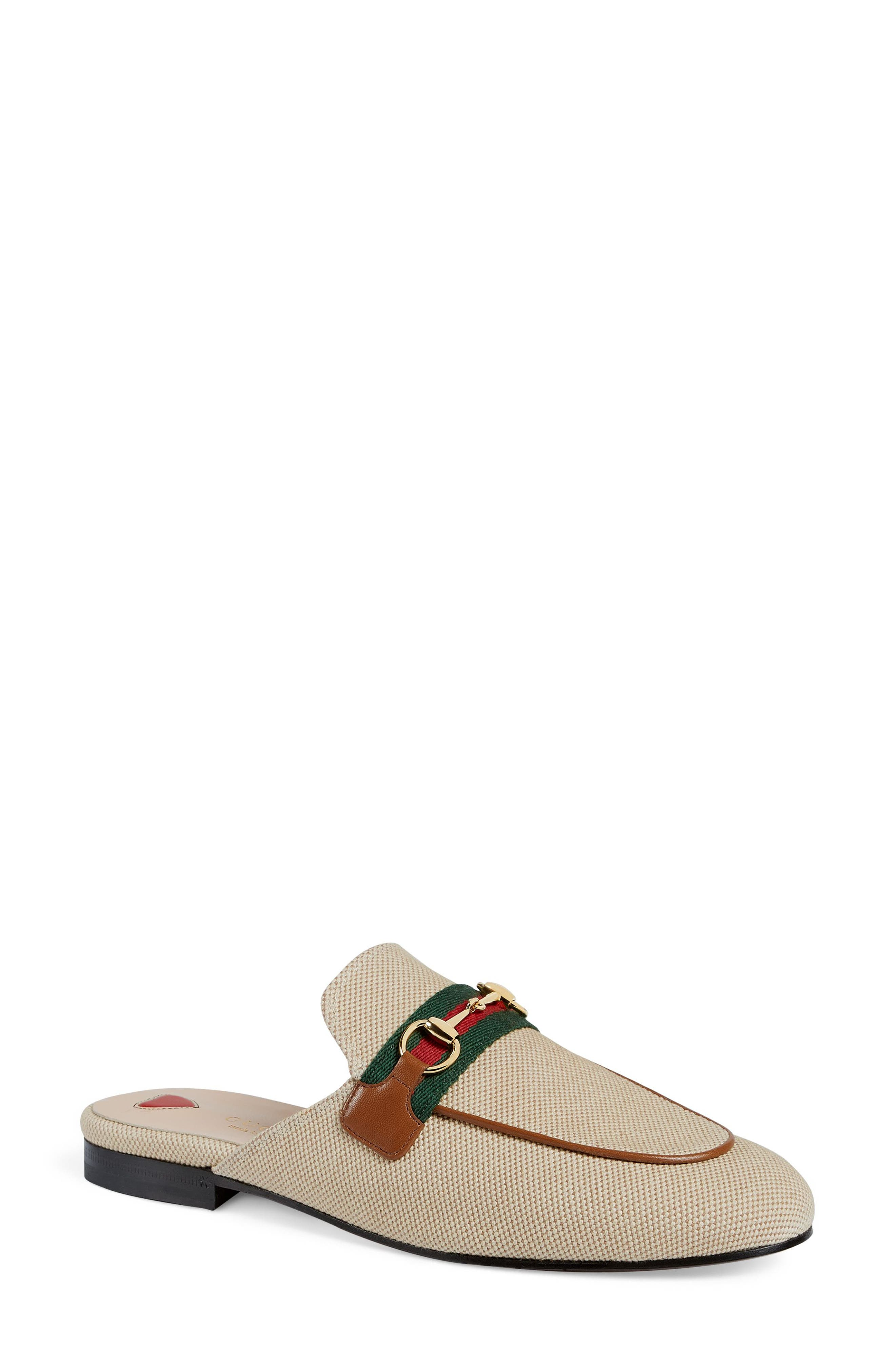 Gucci Princetown Mule - Ivory