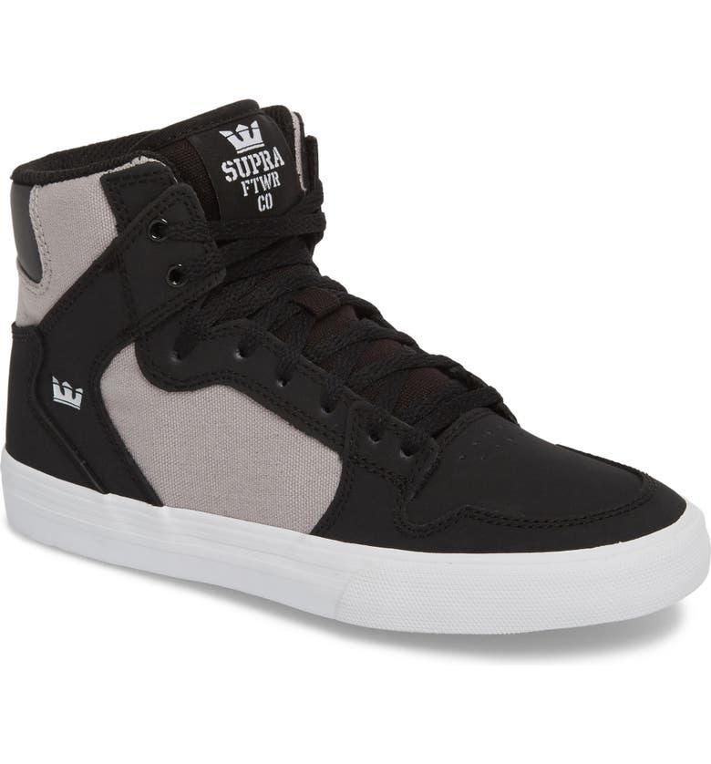 7ea7a06b9b Supra 'Vaider' High Top Sneaker (Toddler, Little Kid & Big Kid ...