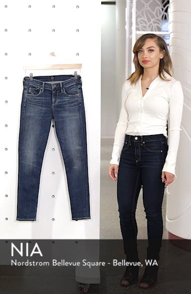 Ankle Skinny Jeans, sales video thumbnail