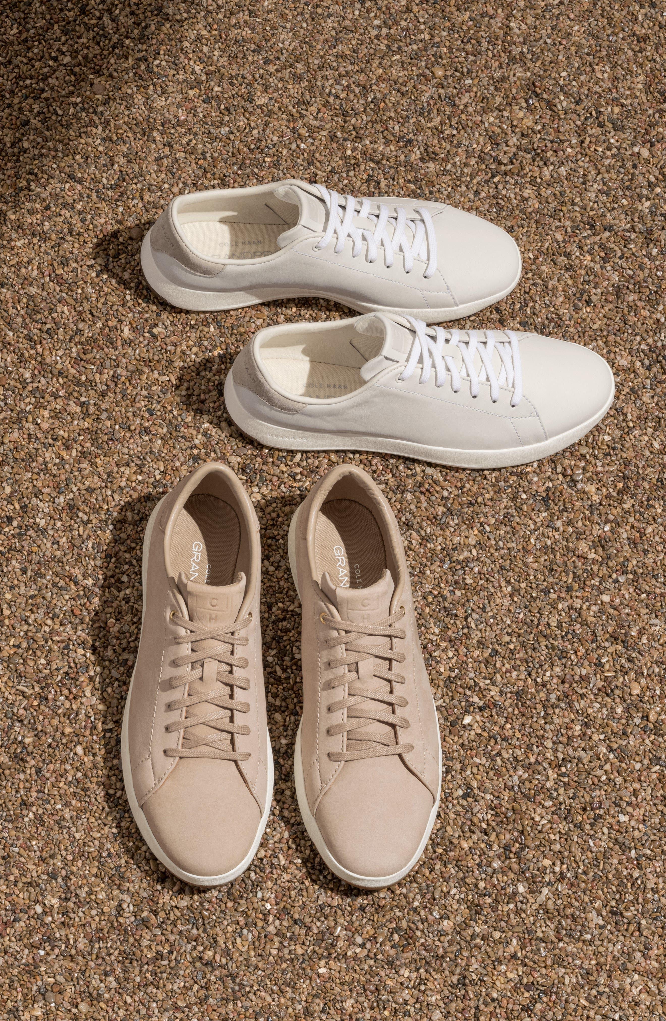 ,                             GrandPro Tennis Sneaker,                             Alternate thumbnail 16, color,                             BLACK/ BRITISH TAN