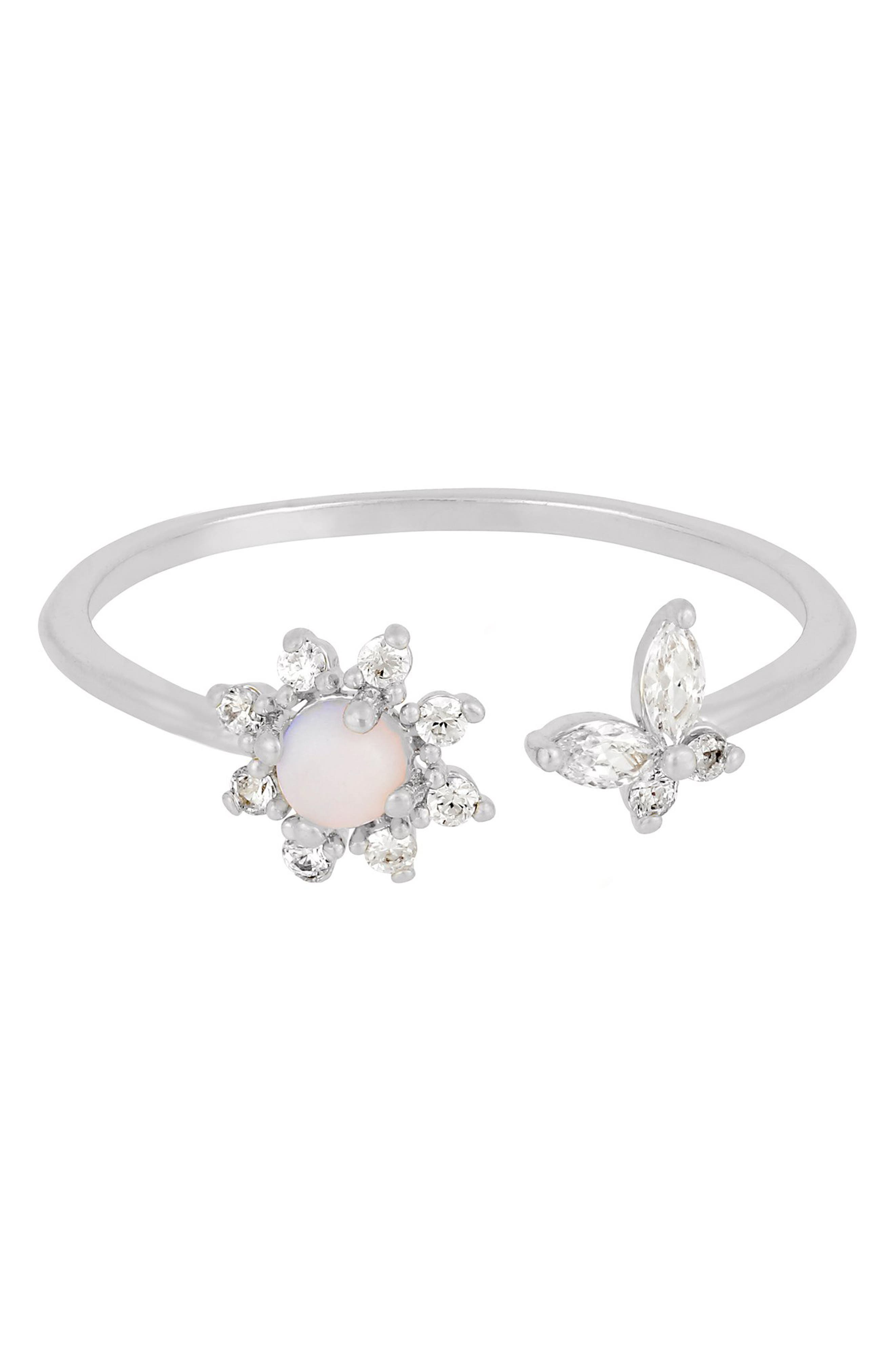 Butterfly Dream Adjustable Ring