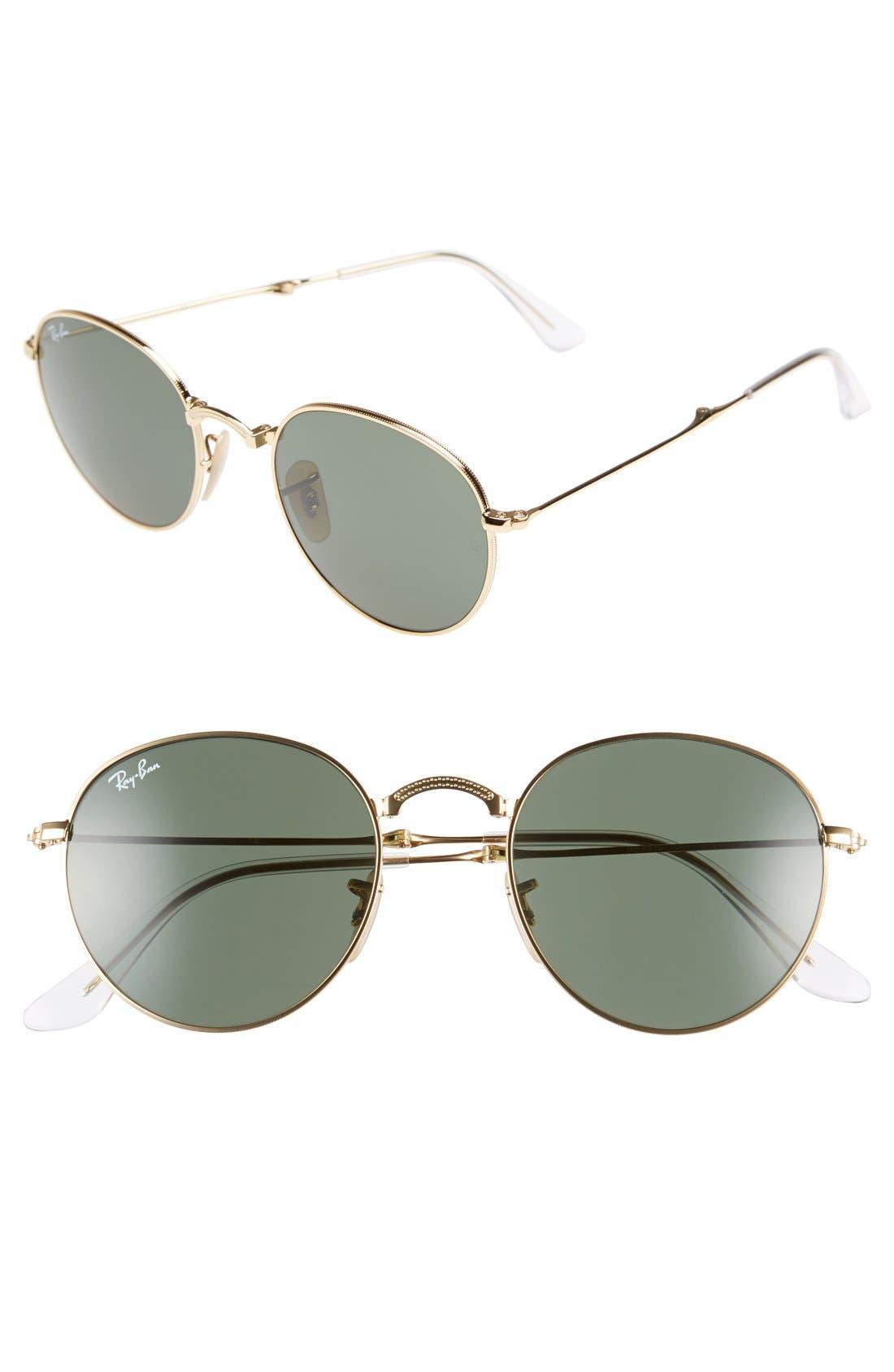 ,                             Icons 50mm Folding Sunglasses,                             Main thumbnail 11, color,                             310