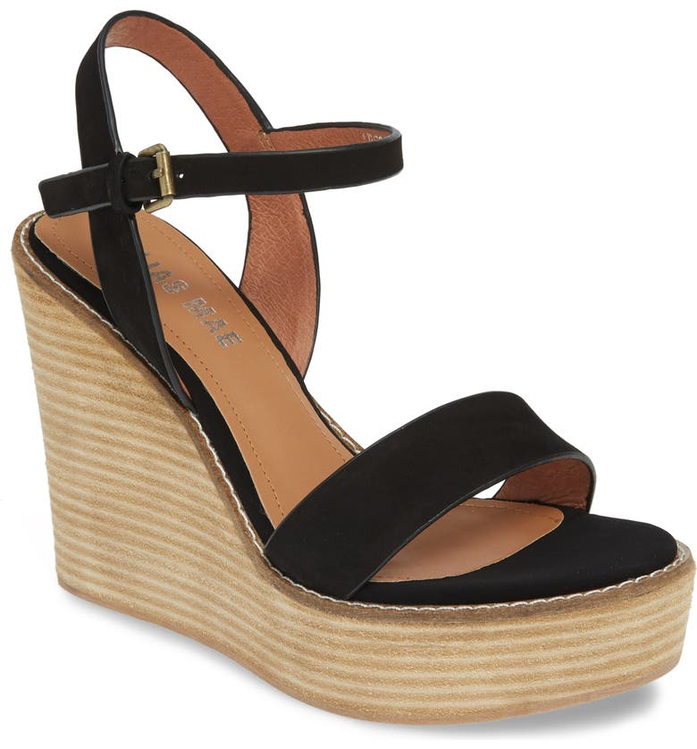Alias Mae Kika Platform Wedge Sandal Women