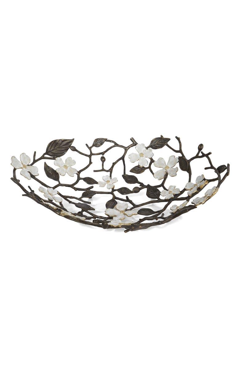 MICHAEL ARAM Dogwood Centerpiece Bowl, Main, color, 040