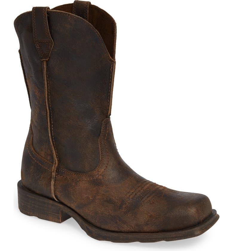 ARIAT Rambler Boot, Main, color, 020