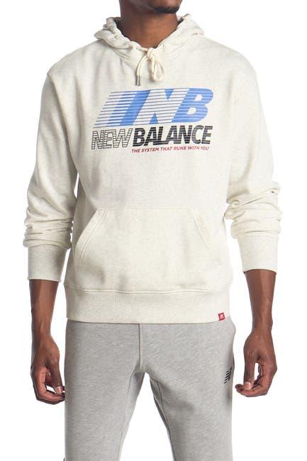 Image of New Balance Essentials Speed Hoodie