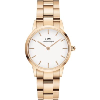 Daniel Wellington Iconic Bracelet Watch, 2m
