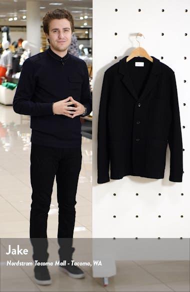 Jude Slim Fit Knit Wool Sport Coat, sales video thumbnail