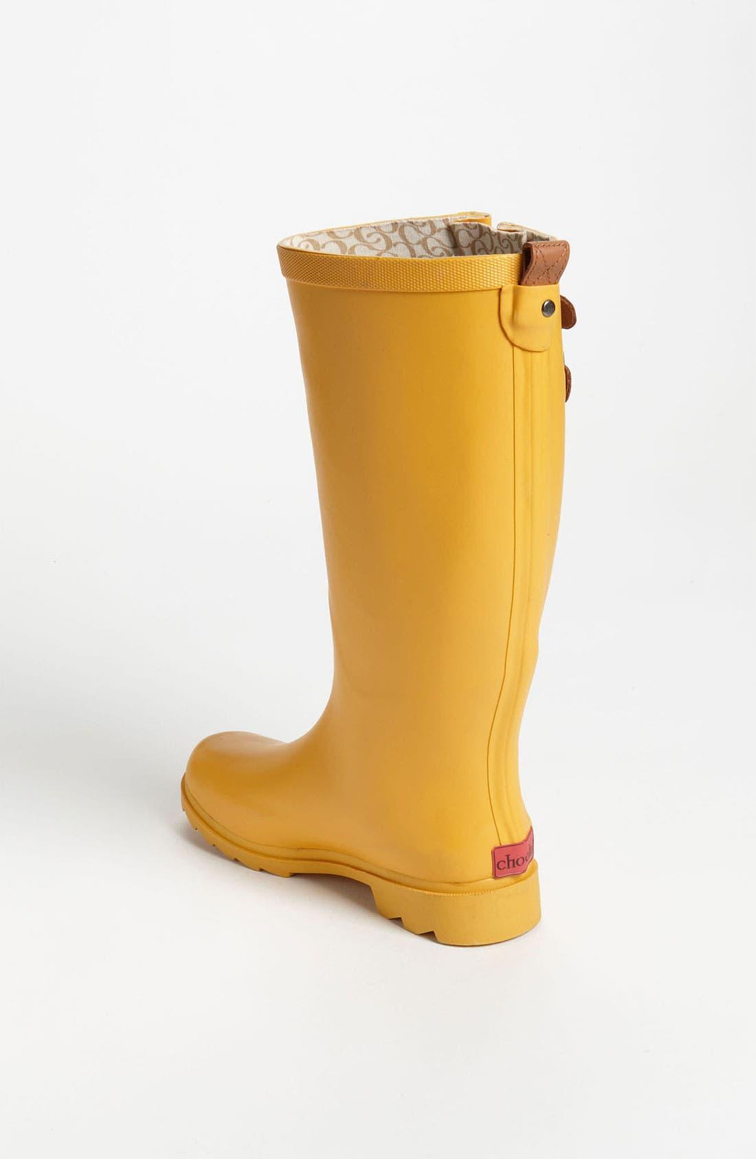 ,                             'Top Solid' Rain Boot,                             Alternate thumbnail 150, color,                             720