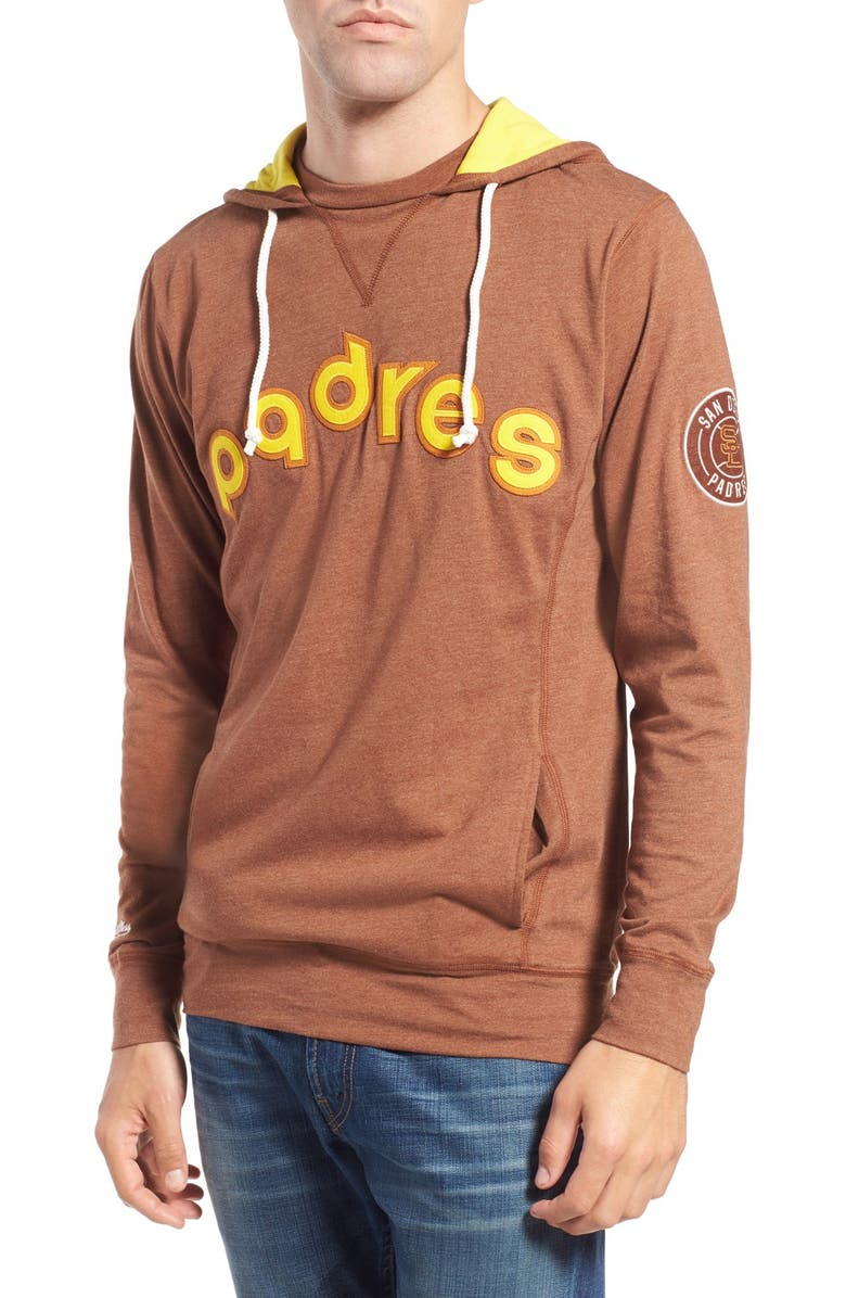 check out 87439 390be Mitchell & Ness 'San Diego Padres - Away Team' Tailored Fit ...