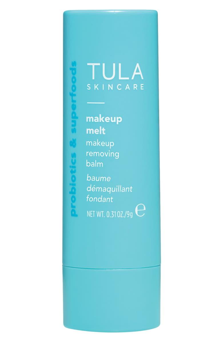 TULA SKINCARE Makeup Melt Makeup Removing Balm, Main, color, NO COLOR