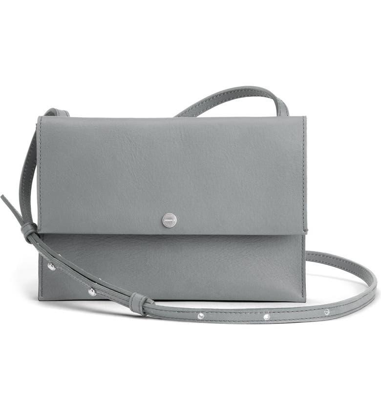 SHINOLA Crossbody Leather Bag, Main, color, 048