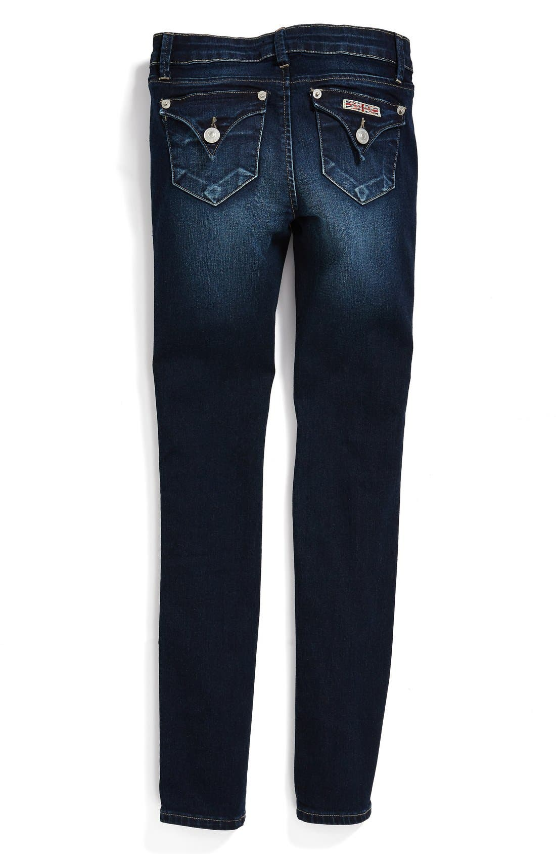 ,                             'Collin' Flap Pocket Skinny Jeans,                             Alternate thumbnail 2, color,                             434