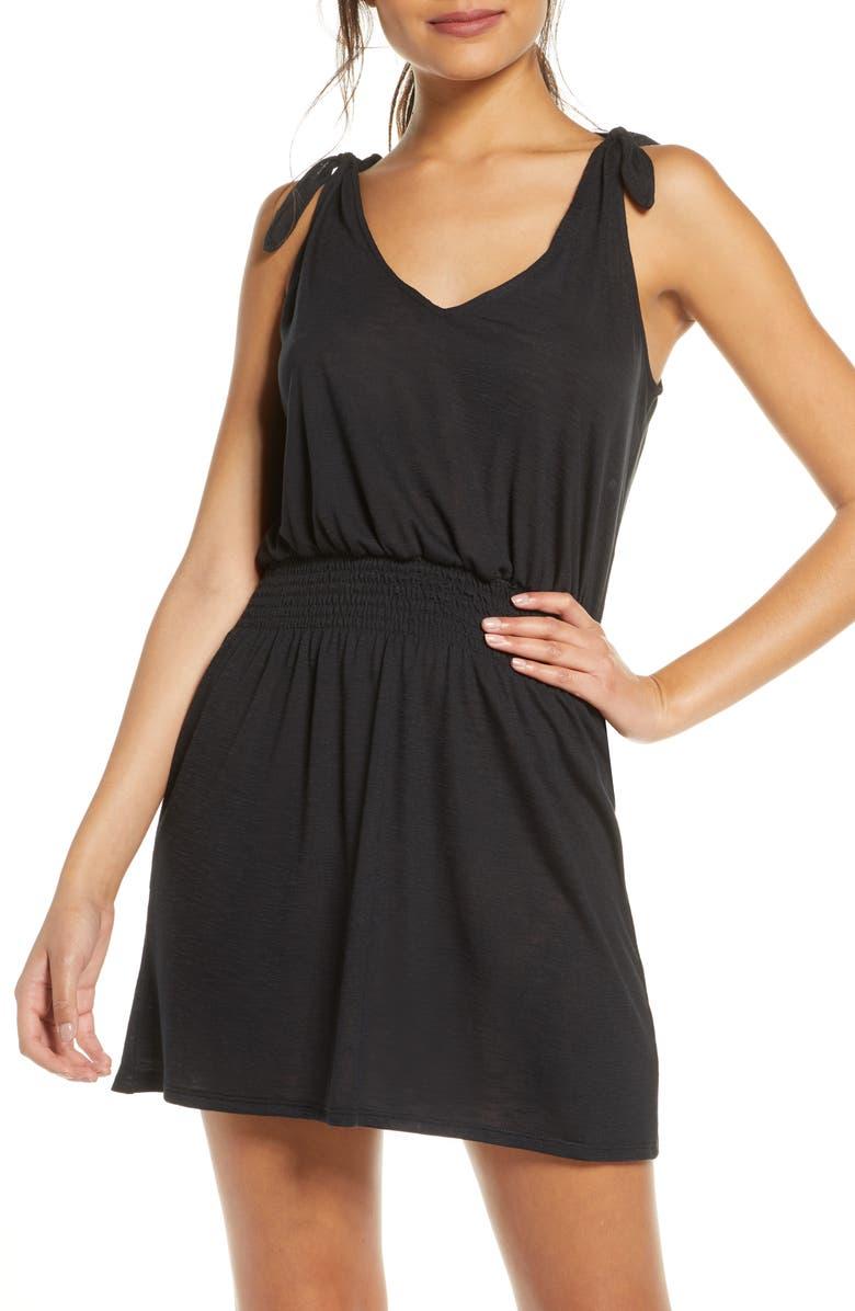 BECCA Breezy Basics Cover-Up Dress, Main, color, 015