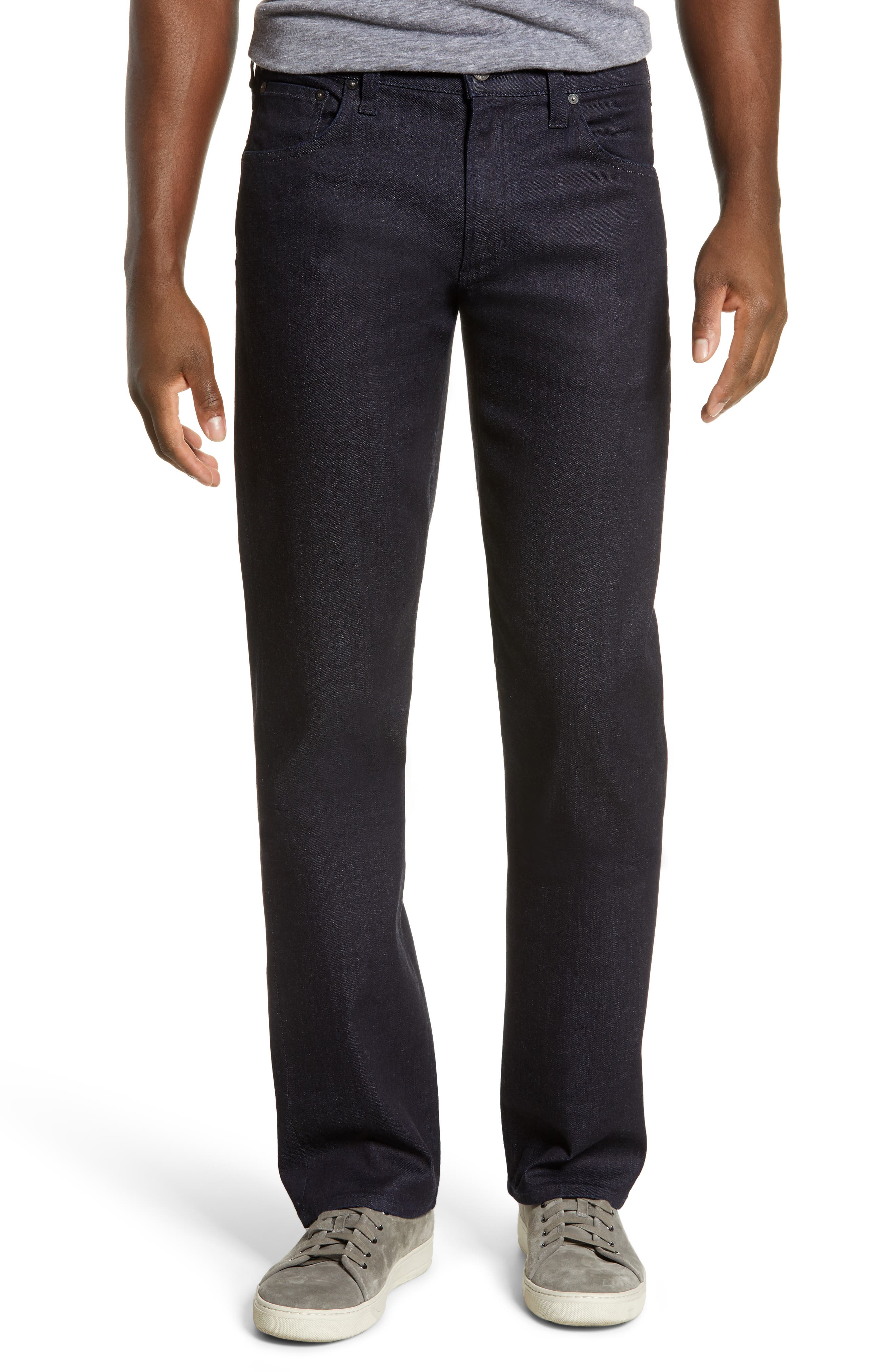 Men's Citizens Of Humanity Sid Straight Leg Jeans,  29 - Blue