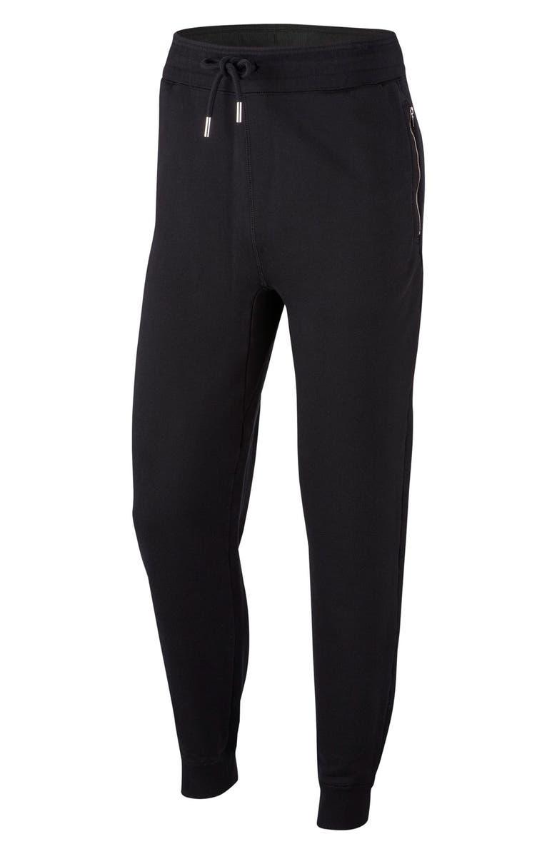 JORDAN Nike Jordan Black Cat Sweatpants, Main, color, BLACK