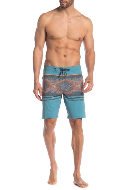 Image of O'Neill Hyperactive Printed Board Shorts