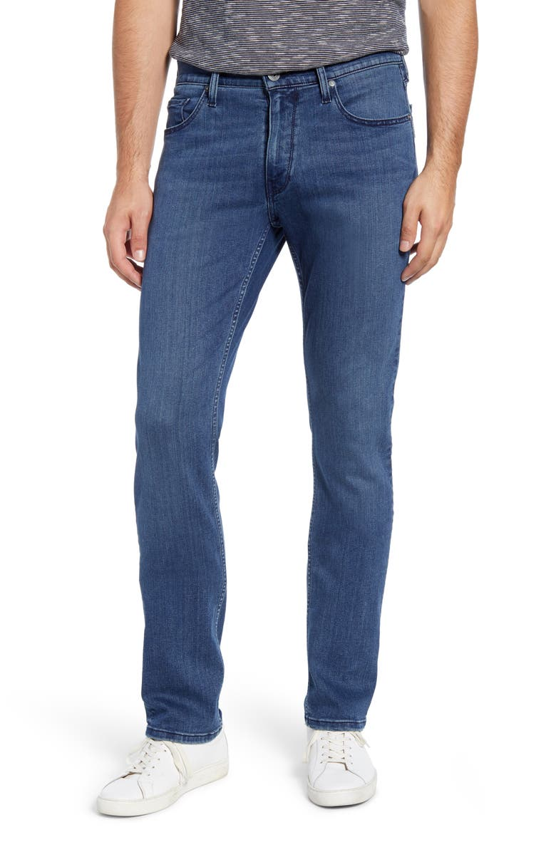 PAIGE Transcend - Federal Slim Straight Leg Jeans, Main, color, ANTHONY