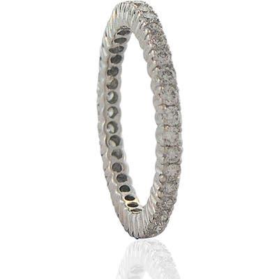 Sethi Couture Diamond Prong Band Ring