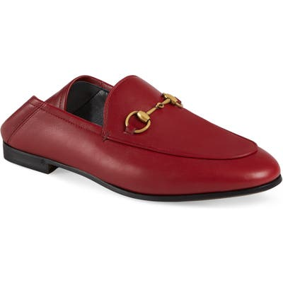 Gucci Convertible Loafer - Red