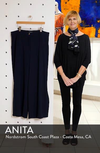RACHEL Rachel Roy Wide Leg Trousers, sales video thumbnail