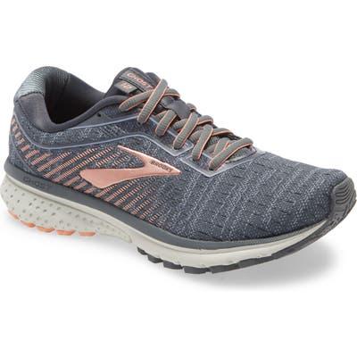 Brooks Ghost 12 Running Shoe B - Blue