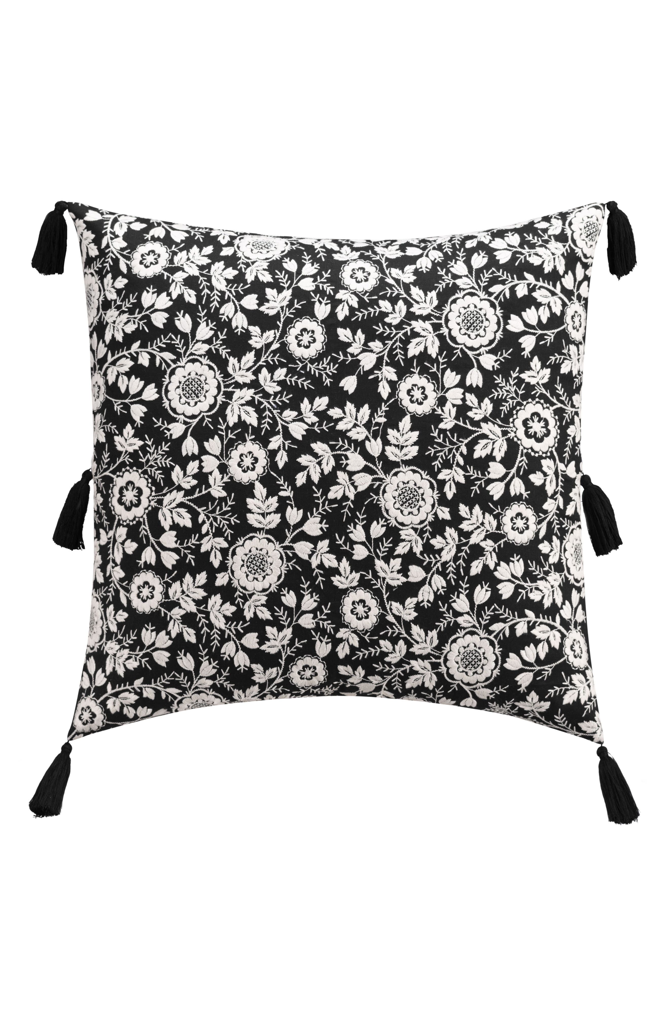 Image of: Cupcakes And Cashmere Folk Floral Euro Sham Nordstrom