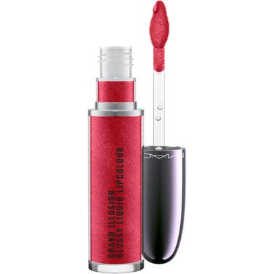 MAC Grand Illusion Glossy Liquid Lipcolor - Its Just Candy