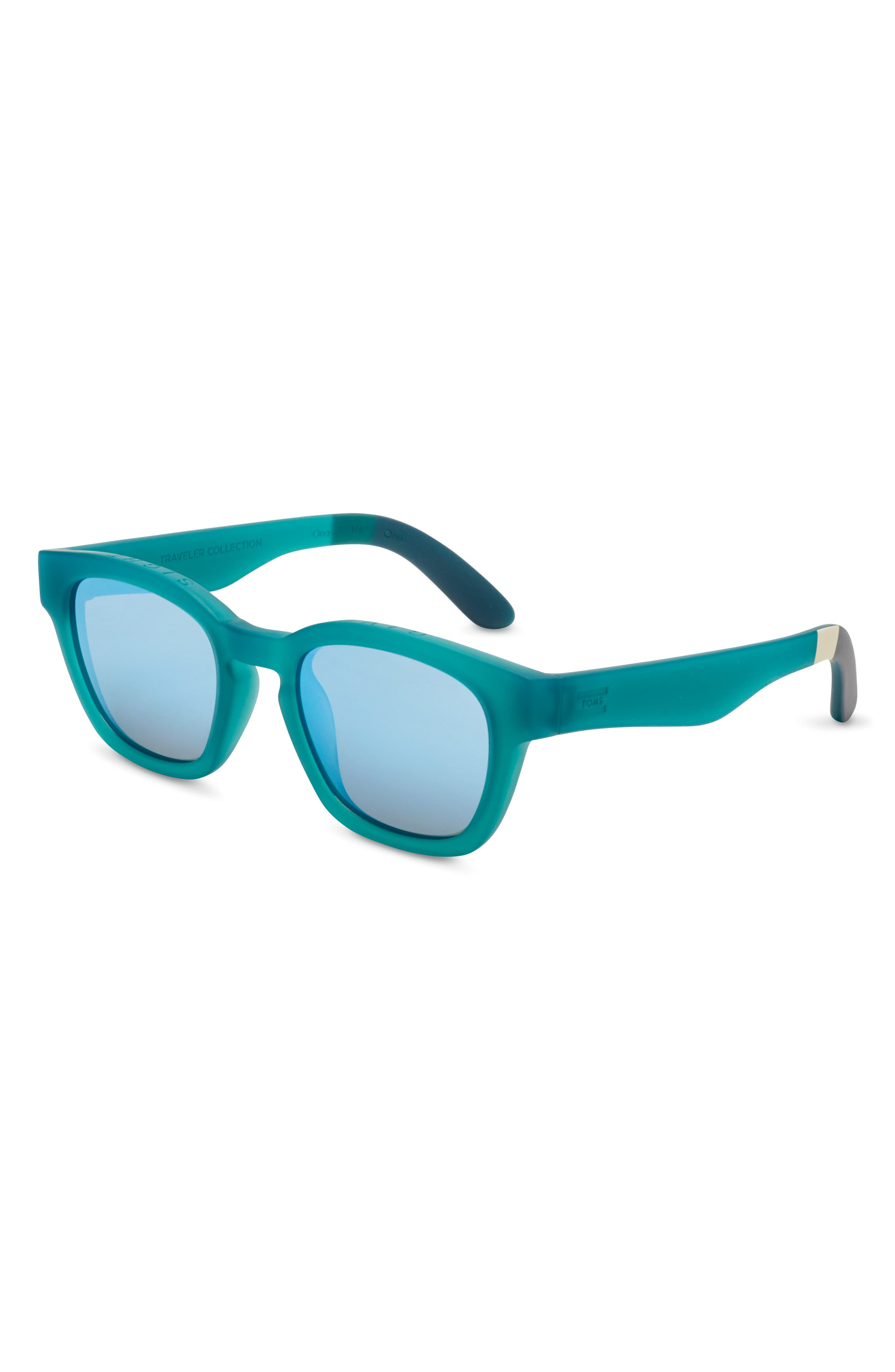 ,                             Bowery 51mm Sunglasses,                             Alternate thumbnail 12, color,                             201