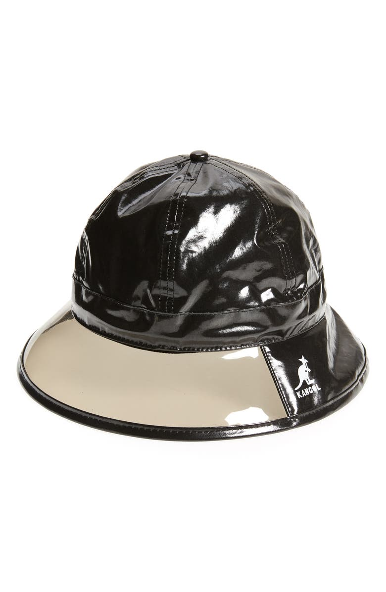 KANGOL Rain Bucket Hat, Main, color, 001