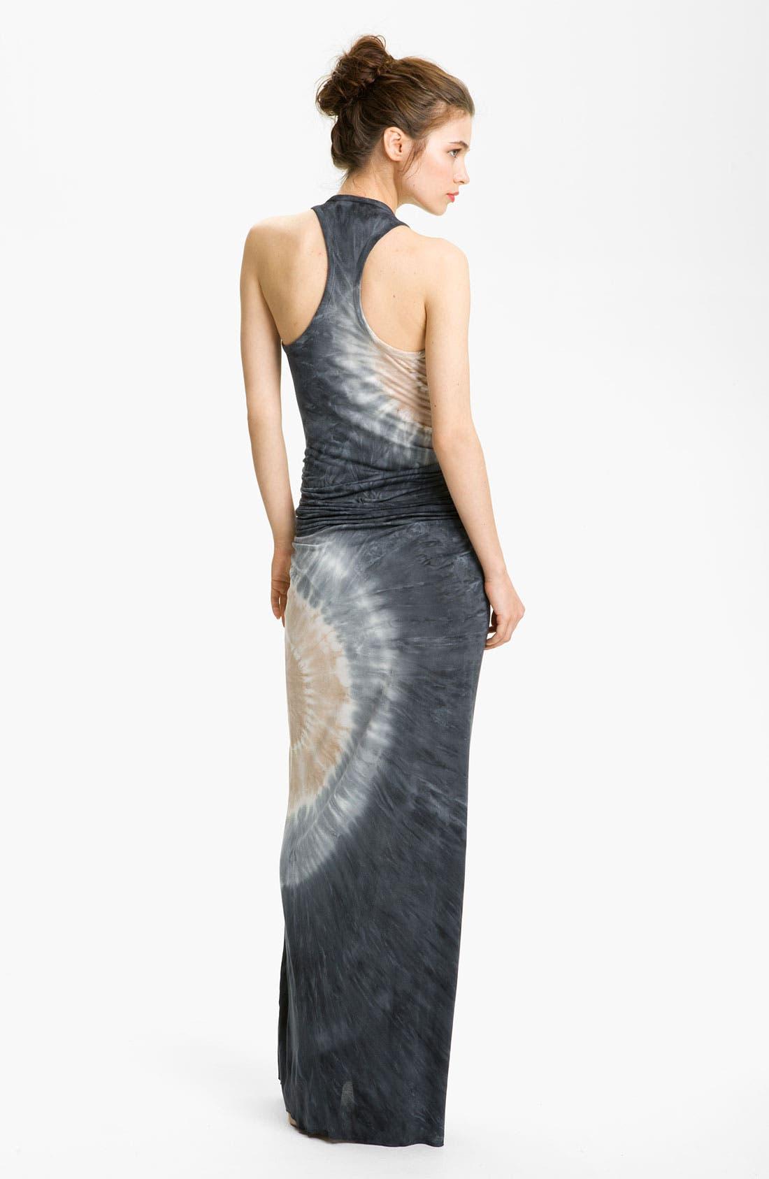 ,                             'Hamptons' Tie Dye Maxi Dress,                             Alternate thumbnail 2, color,                             002