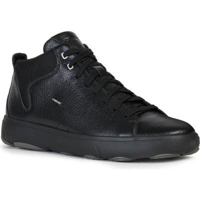 Geox Nebula Y 3 Sneaker, Black