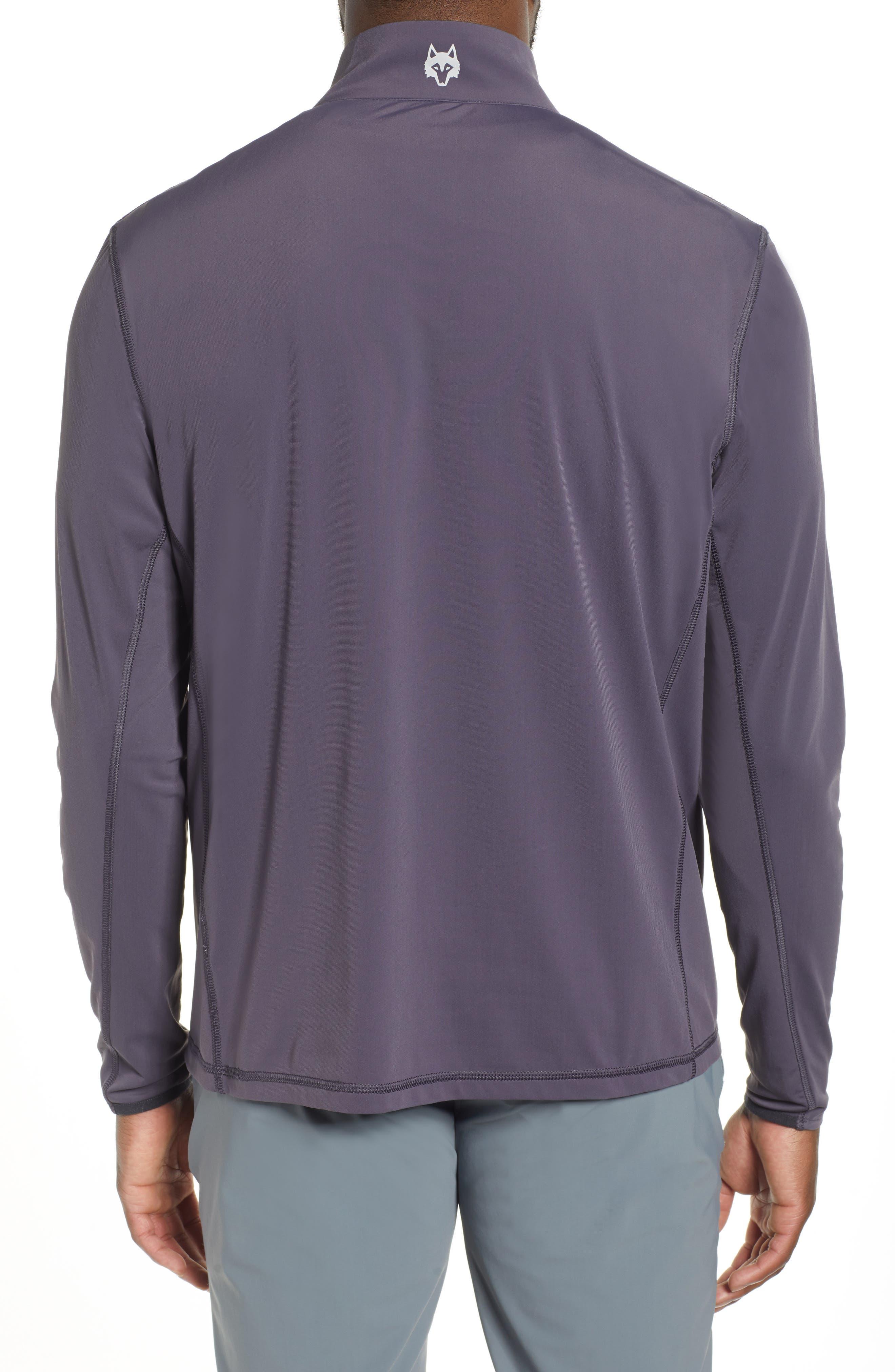,                             Tate Quarter Zip Pullover,                             Alternate thumbnail 2, color,                             EEL