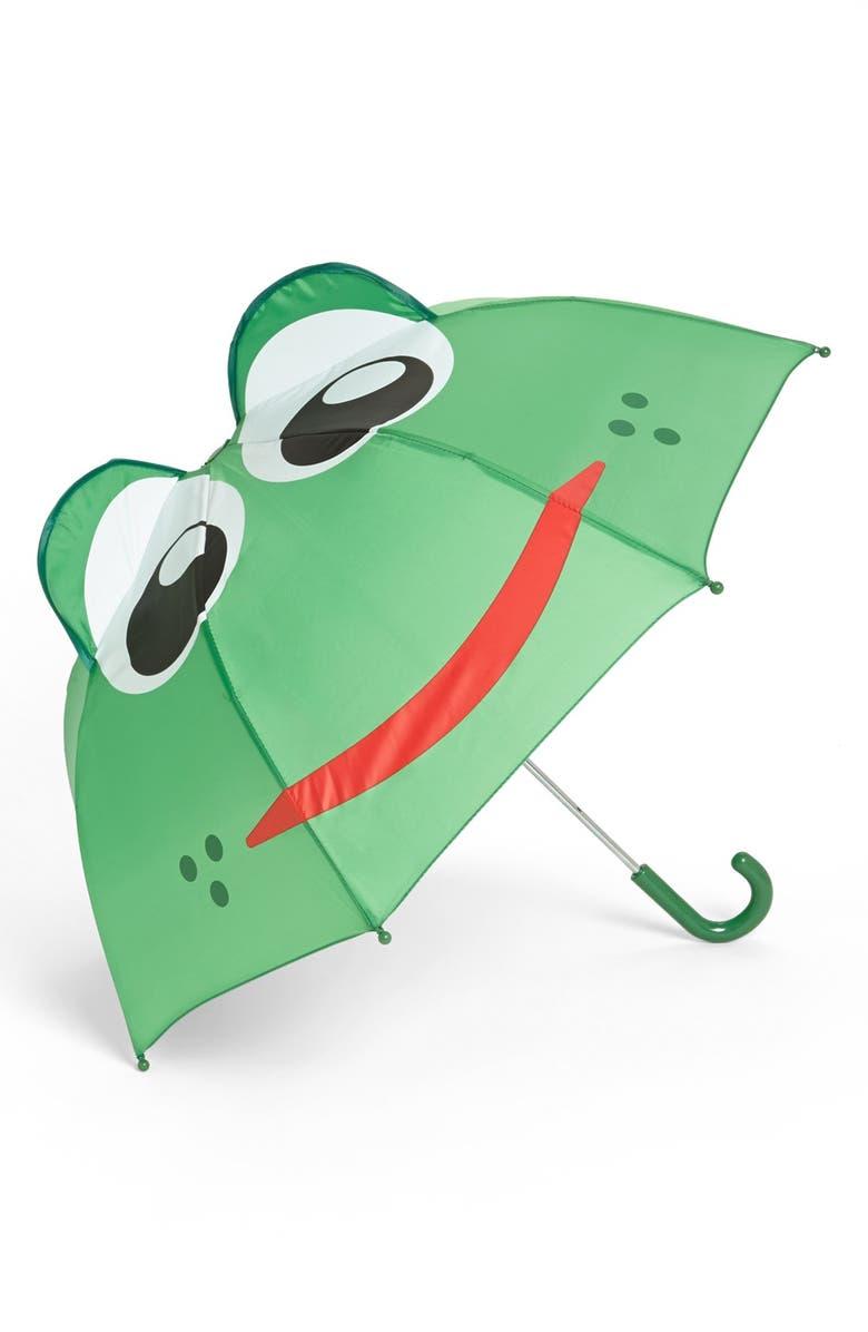 WESTERN CHIEF 'Frog' Umbrella, Main, color, 312