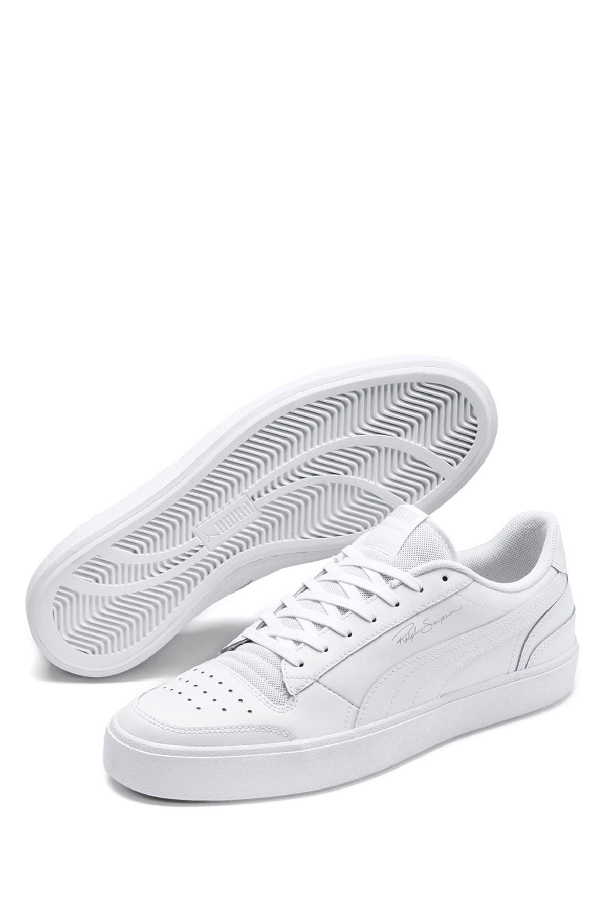 Image of PUMA Ralph Sampson Leather Sneaker