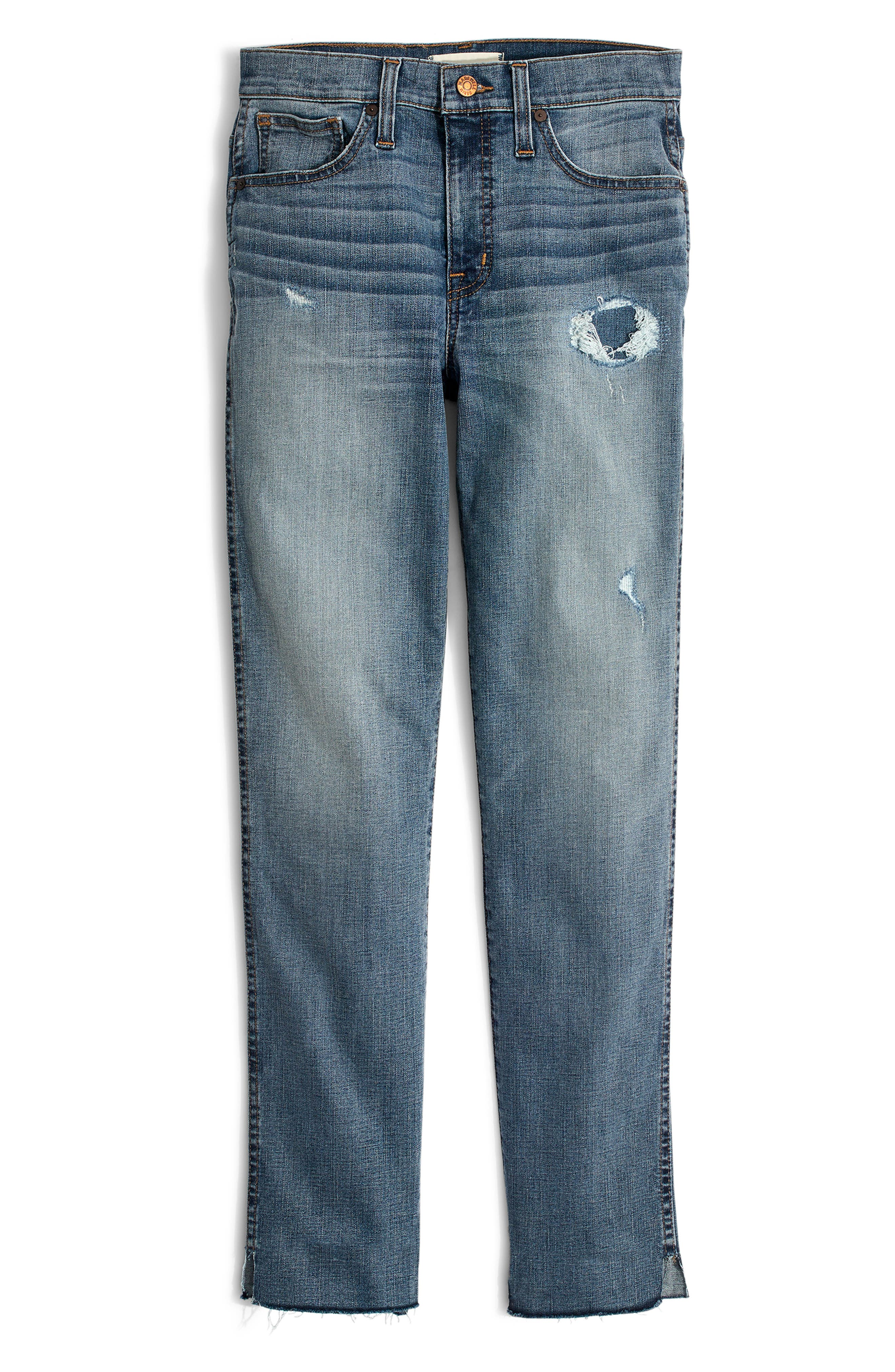 ,                             Stovepipe Jeans,                             Alternate thumbnail 8, color,                             HOLBORN WASH