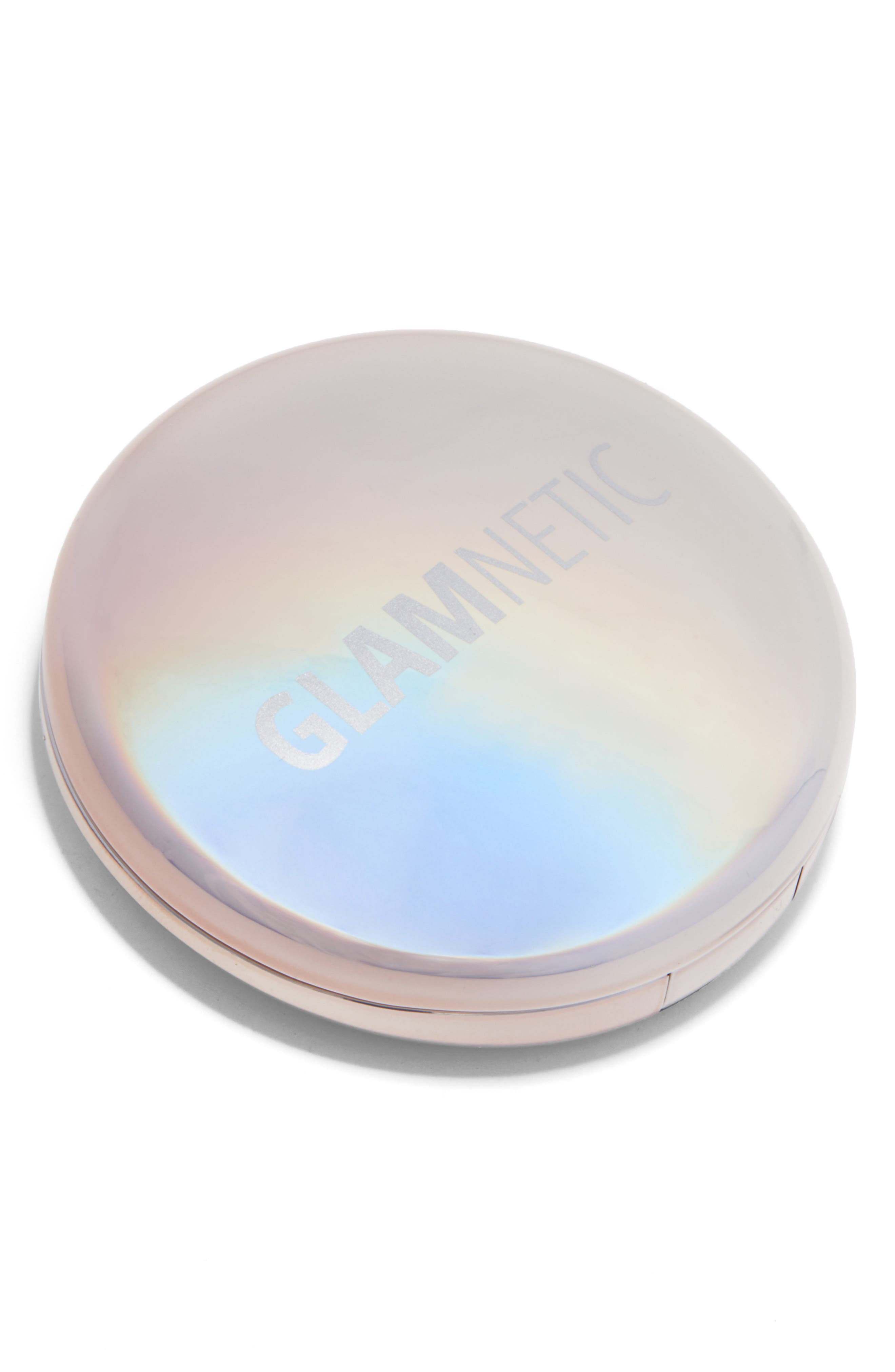 Holographic Led Compact Mirror