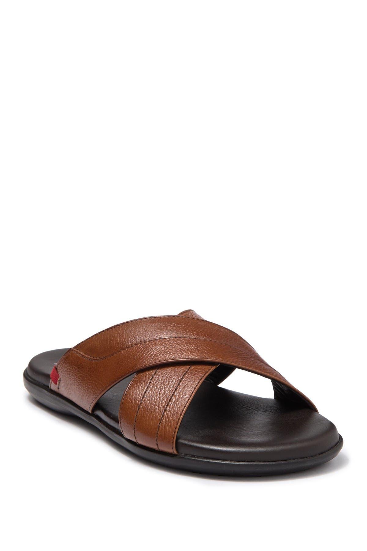 Image of Marc Joseph New York Claremont Leather Sandal
