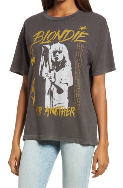 Daydreamer BLONDIE ONE WAY OR ANOTHER GRAPHIC TEE