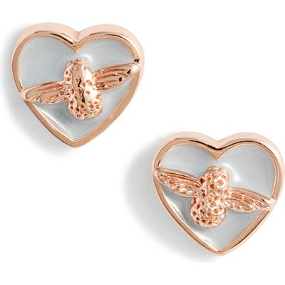 Olivia Burton Love Bee Stud Earrings