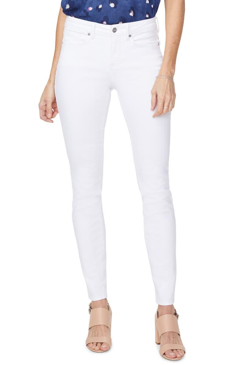 NYDJ Ami Stretch Skinny Jeans, Main, color, 103