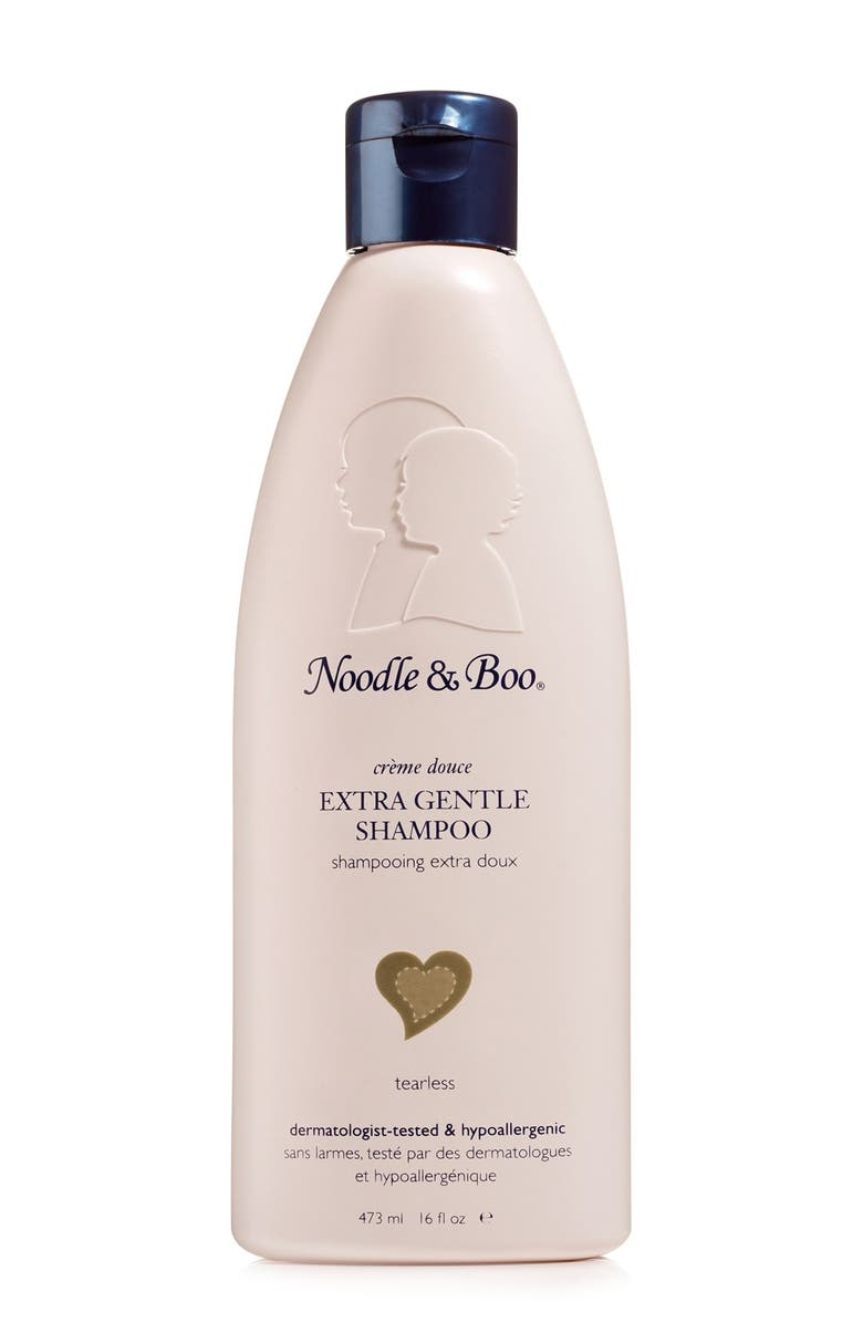 NOODLE & BOO Extra Gentle Shampoo, Main, color, NONE