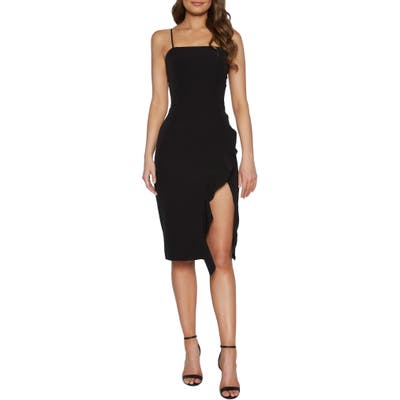 Bardot Carmelle Cocktail Dress, Black