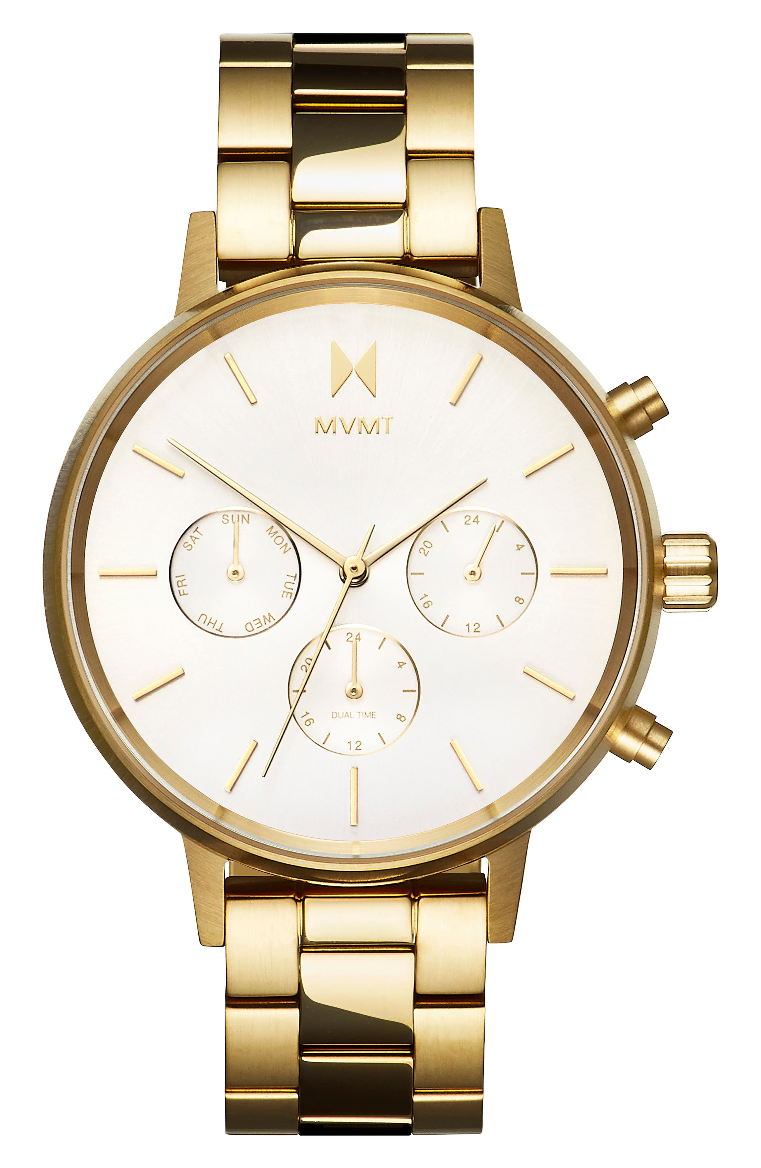 Nova Chronograph Bracelet Watch
