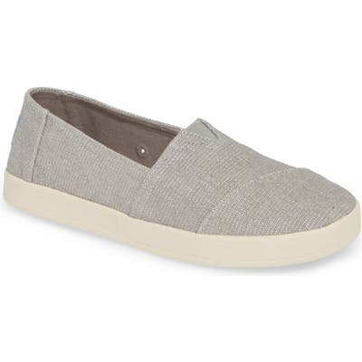 Toms Avalon Slip-On Sneaker B - Grey