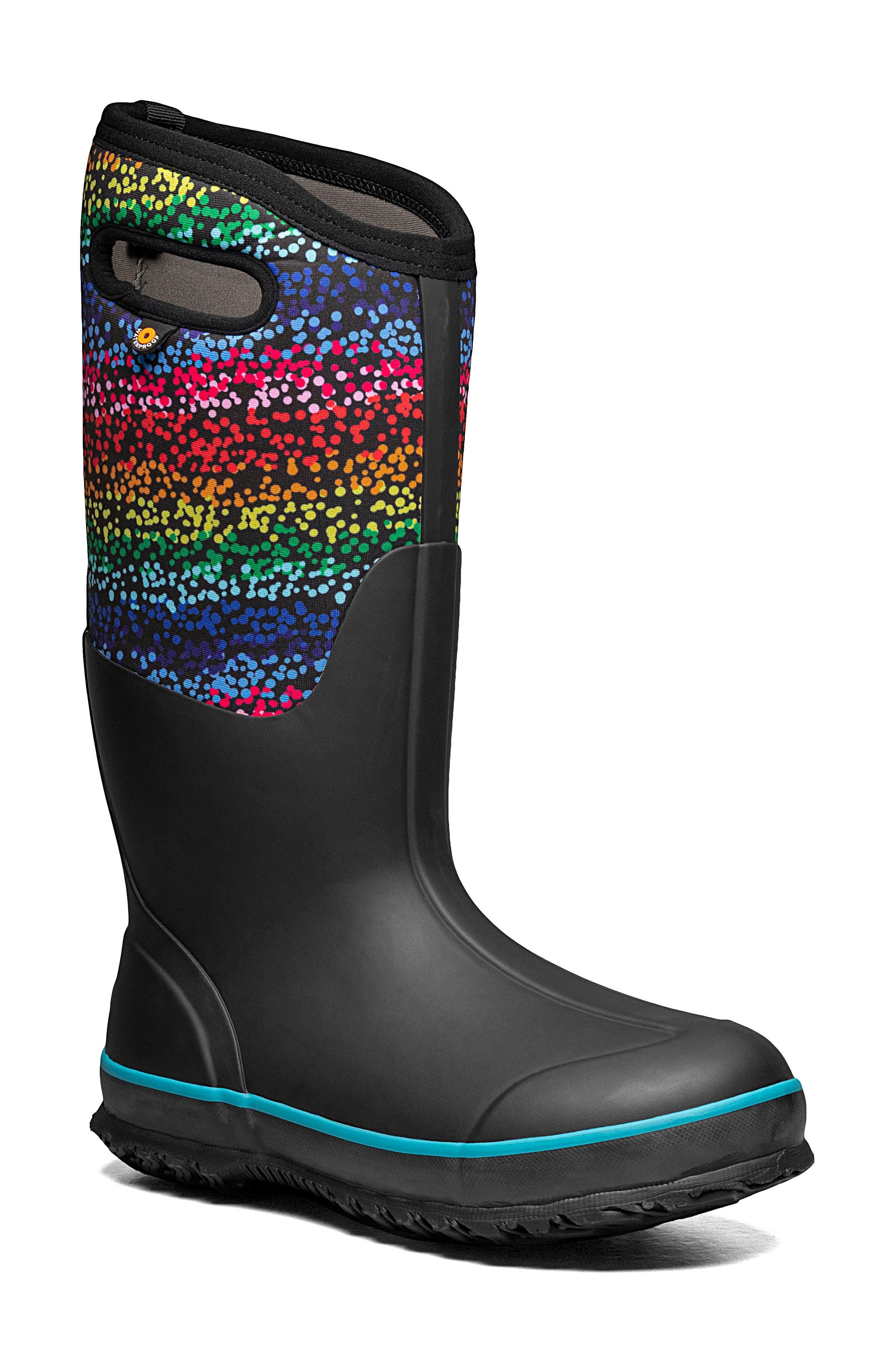 Classic Tall Waterproof Rain Boot