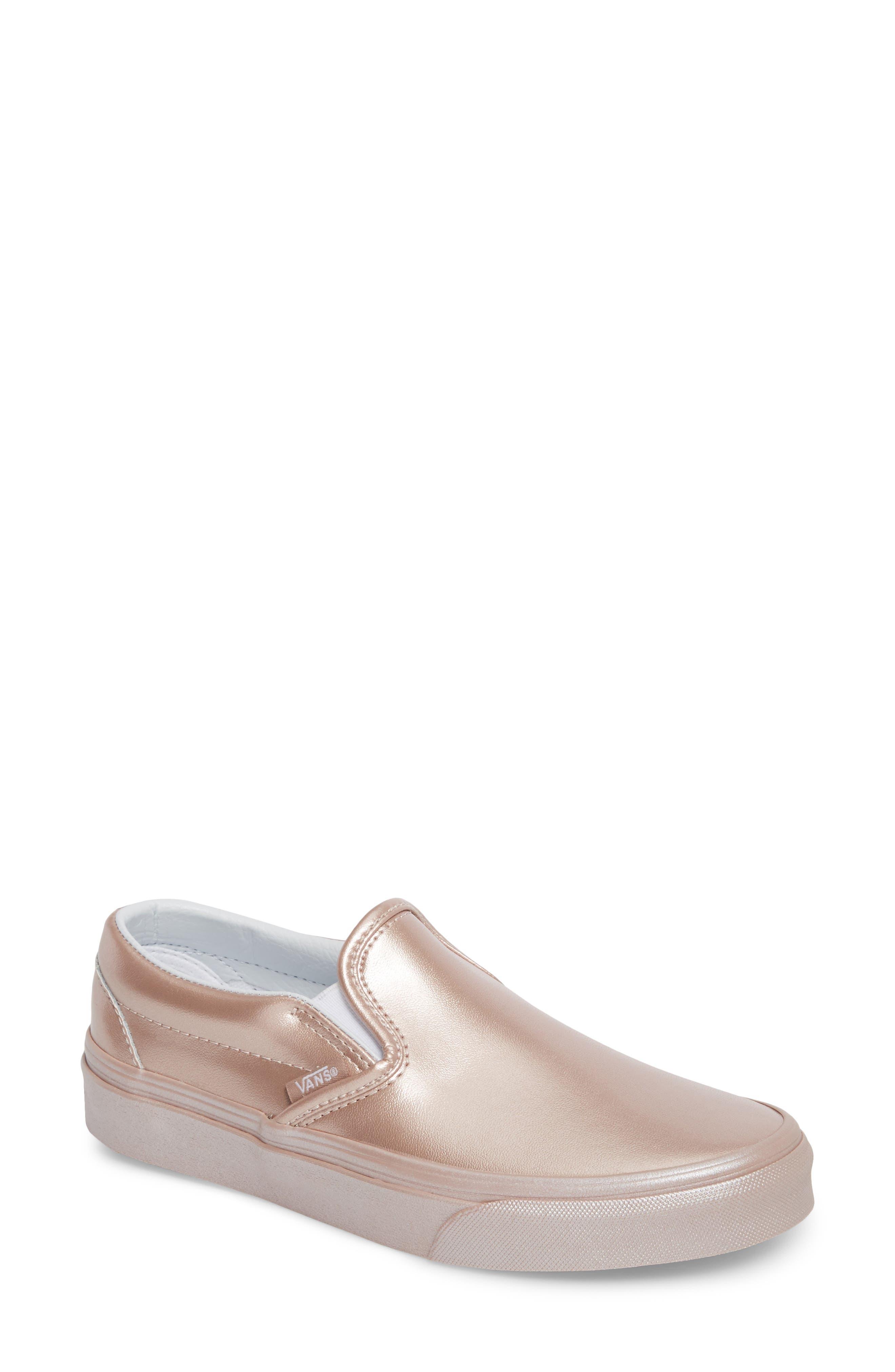 ,                             Classic Slip-On Sneaker,                             Main thumbnail 195, color,                             659