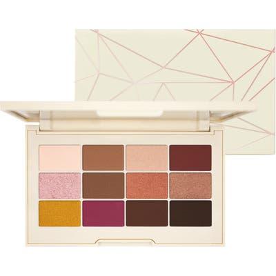 Jouer Rose Gold Matte & Shimmer Eyeshadow Palette -