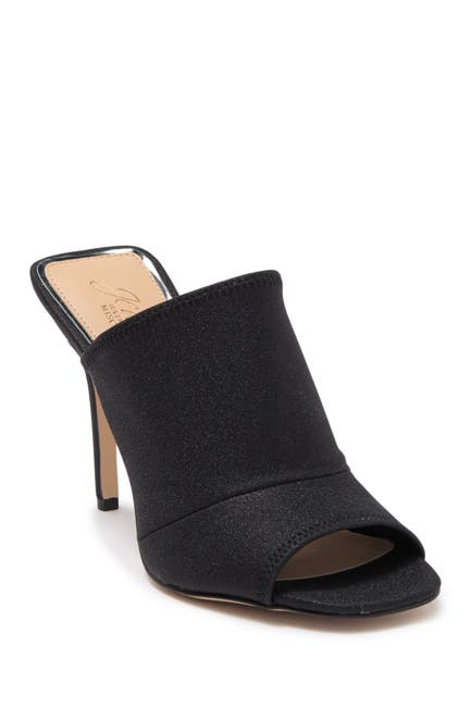 Image of Jewel Badgley Mischka Fontana Mule Sandal