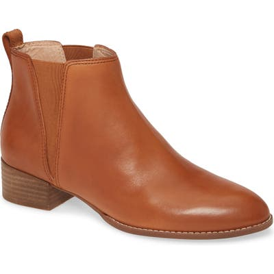 Madewell The Carina Bootie, Brown